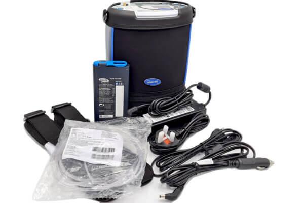 Портативный кислородный концентратор с комплектом поставки